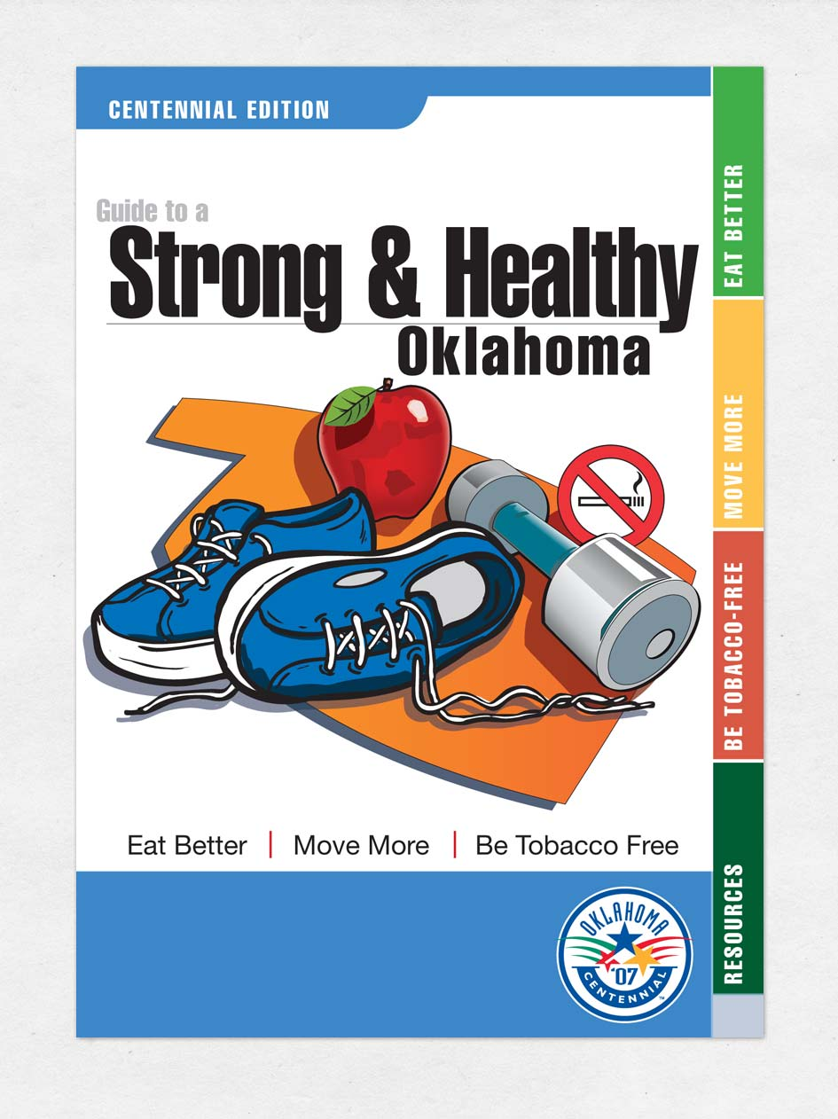 Healthy Oklahoma Cover